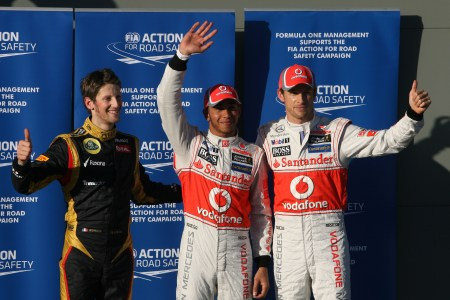Australian GP: Driver Saturday quotes