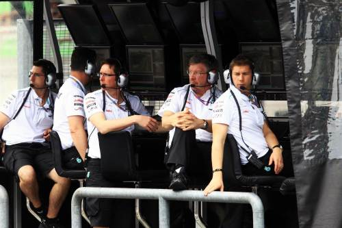 Brawn admits 'cheap' F-duct not easily copied