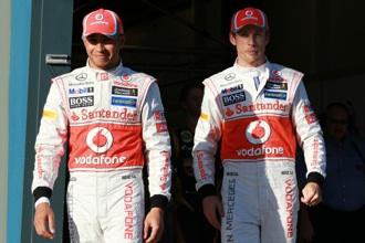 Gascoyne would choose Button over Hamilton