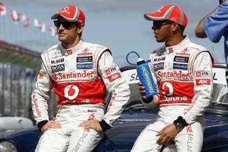 Vettel: McLaren are the team to beat