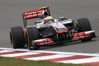 Hamilton fastest with McLaren 1-2 in final practice