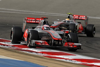 'Just one of those days' for McLaren