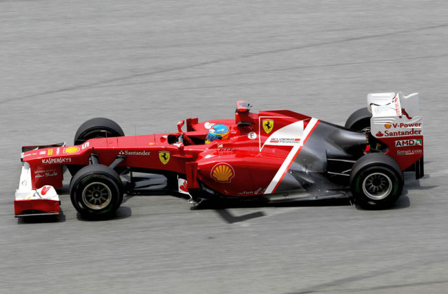 Updated Ferrari to take cues from Sauber