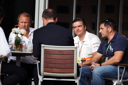 Force India, Ecclestone, deny Bahrain GP boycott