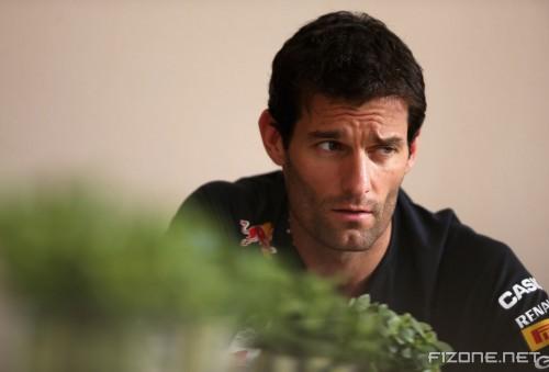Webber: Austin an important weekend after 'joke' Abu Dhabi