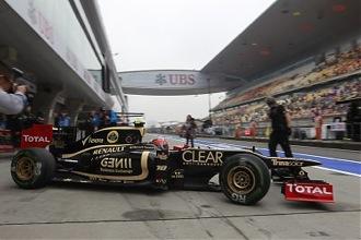 Lotus backs Sauber over budget cap proposal