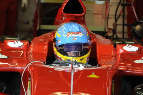 Alonso: Ferrari must improve over next races