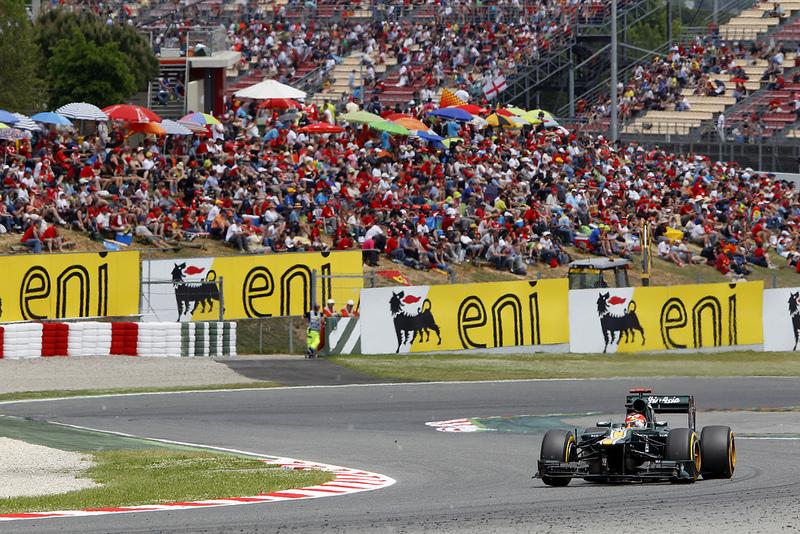 Caterham F1 Team previews Monaco