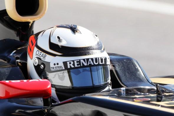 Raikkonen asks Lotus for rally Finland permission