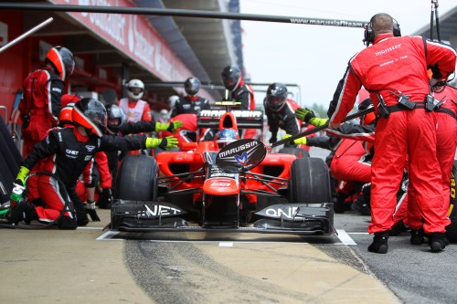 Marussia thinking seriously about KERS