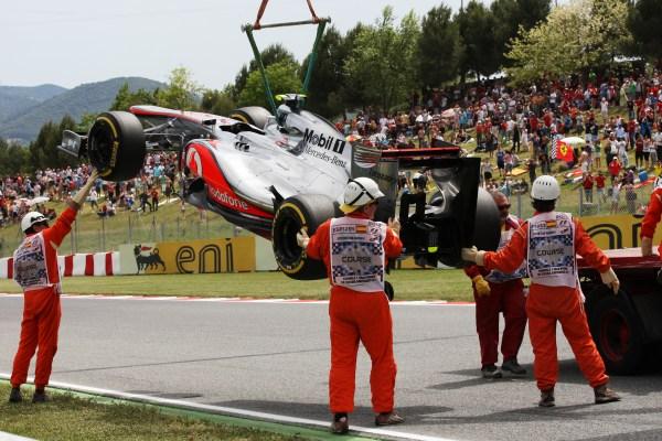 Whiting: FIA had to disqualify Hamilton in Spain
