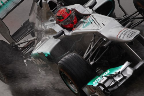 Hembery: Pirelli criticism shows Schumacher frustration