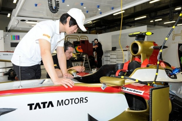 Ma Qing Hua to take part in young driver test