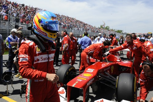 Alonso: Title already slipping away for some drivers