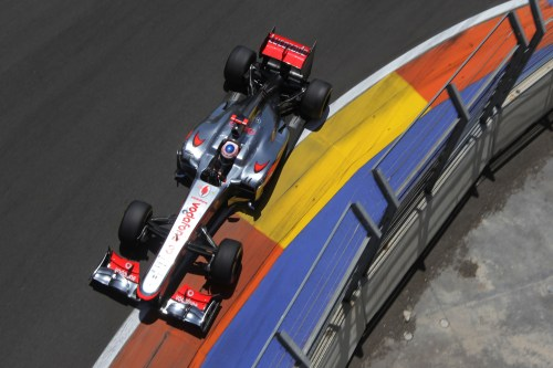 Unlucky Button aims to end Silverstone 'jinx'
