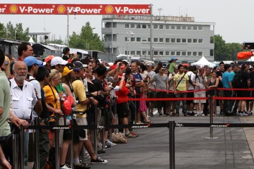 Canada GP calls off events amid security threat