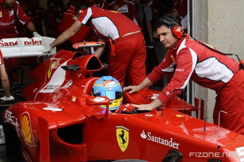 Ferrari has best car in 2012 says Vettel
