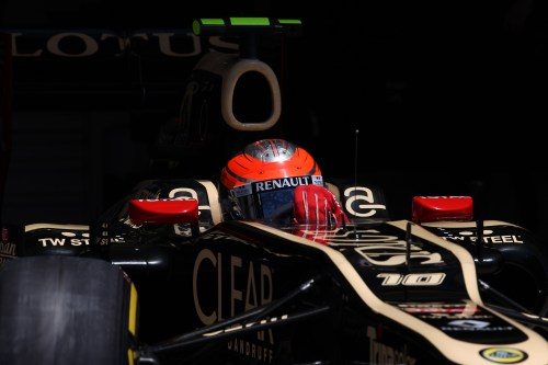Shame victory chance slipped for Grosjean says Tambay