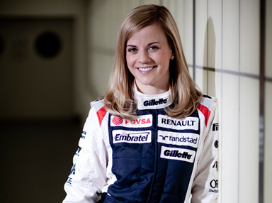 Susie Wolff to test Williams next week