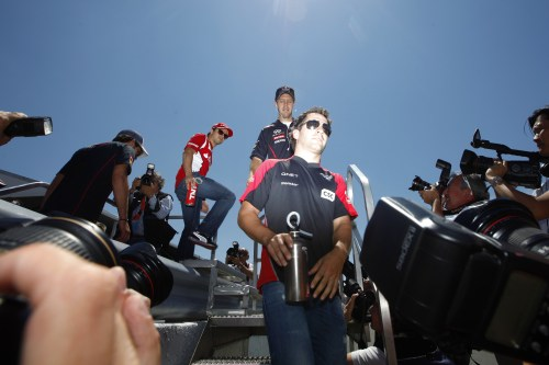 Glock to 'almost certainly' miss Valencia race