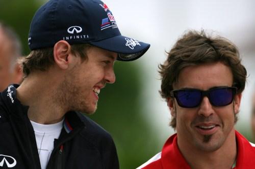 Alonso driving at '120%'