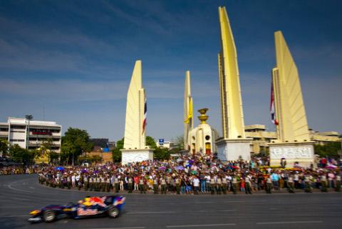 Thailand eyes 2014 grand prix debut