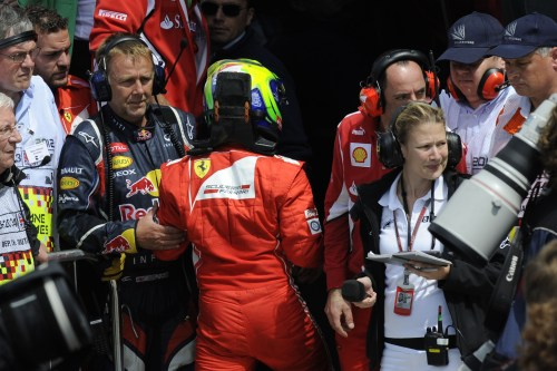 Ferrari says next races important for Massa's future