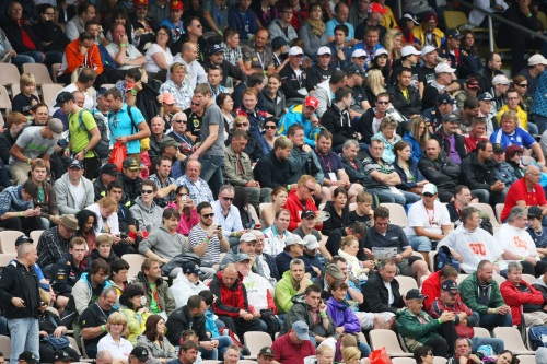 German spectators losing interest in F1