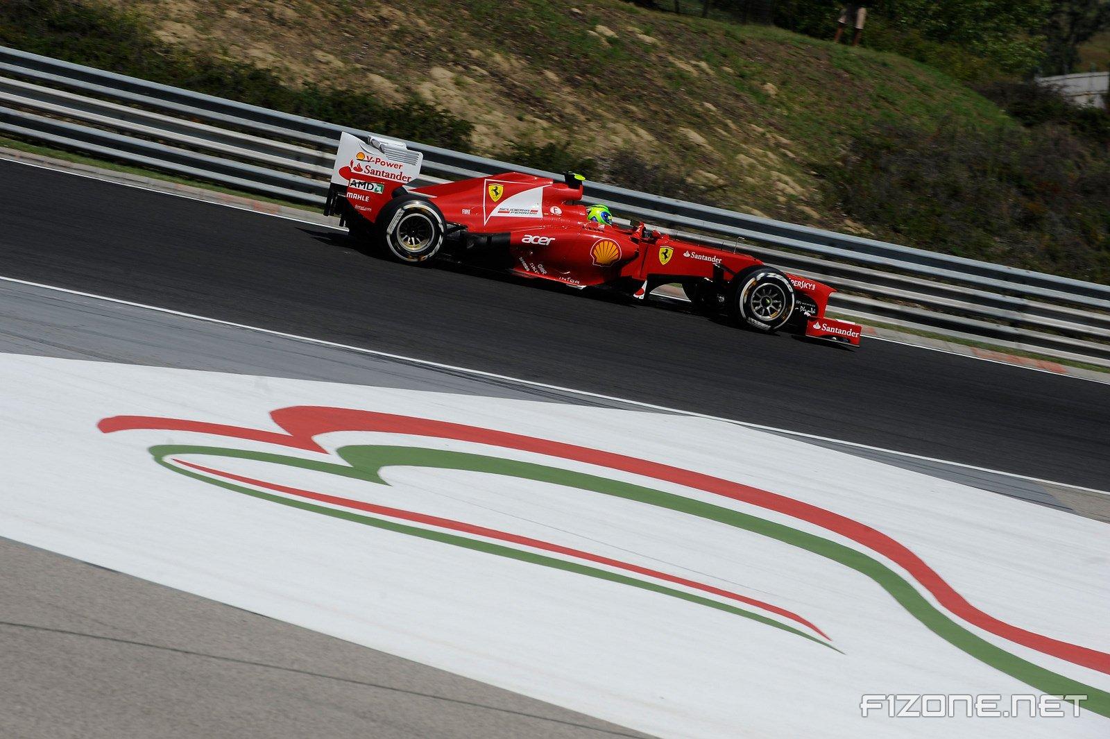 Briatore: Ferrari should keep Massa for 2013