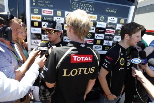 Piquet jr slams driver lineup at Lotus