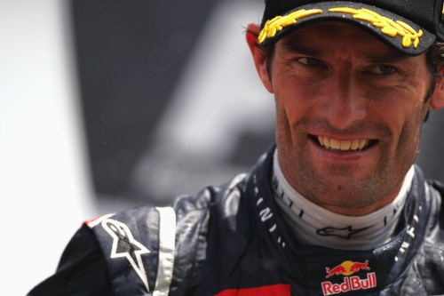 Webber staying at Red Bull for another year