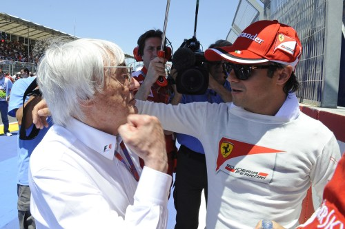 Massa almost back to his best now says Smedley