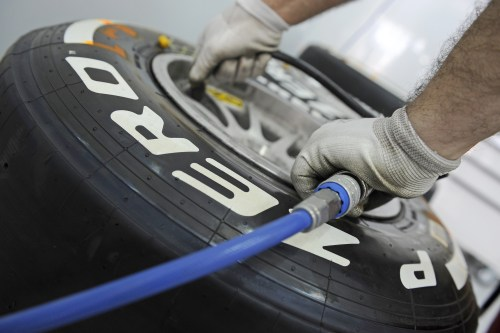 Pirelli announces first three nominations for second half of 2012