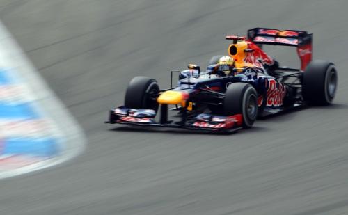Vettel preparing for 100th race