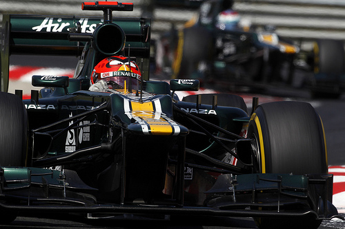 Kovalainen could have chosen middle team over Caterham
