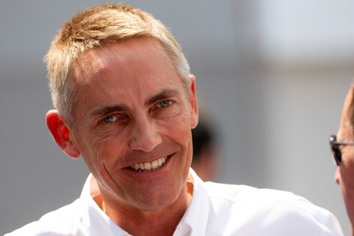 Whitmarsh expects three engine suppliers in 2014