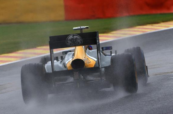 Kovalainen frustrated by weather