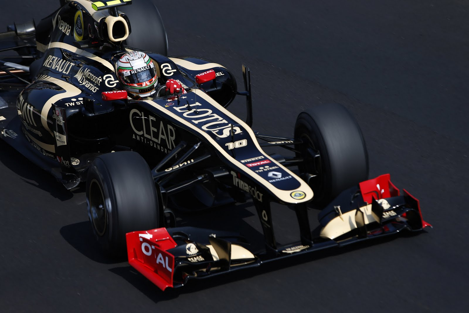 Expectations met for Lotus