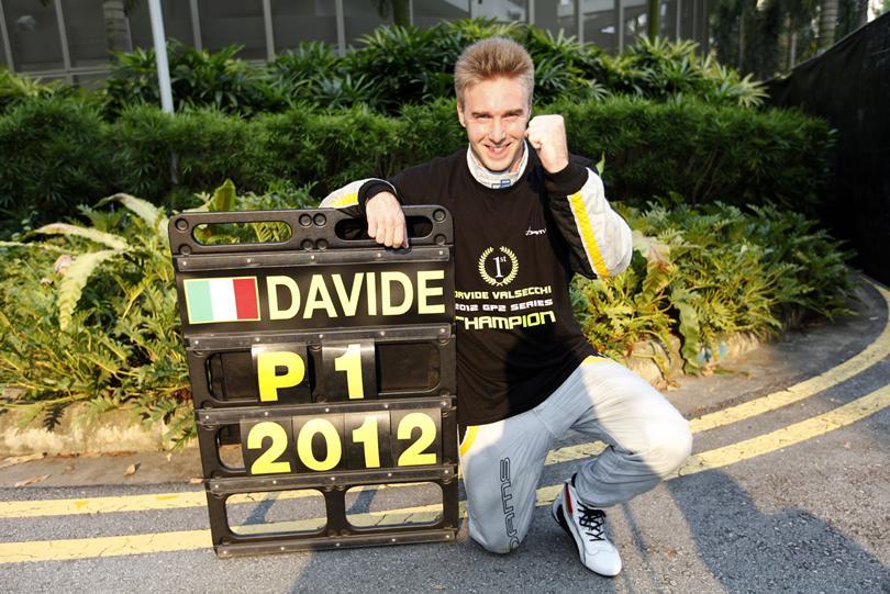 Valsecchi, Razia hope for F1 chance