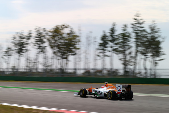 Force India looking ahead to home event