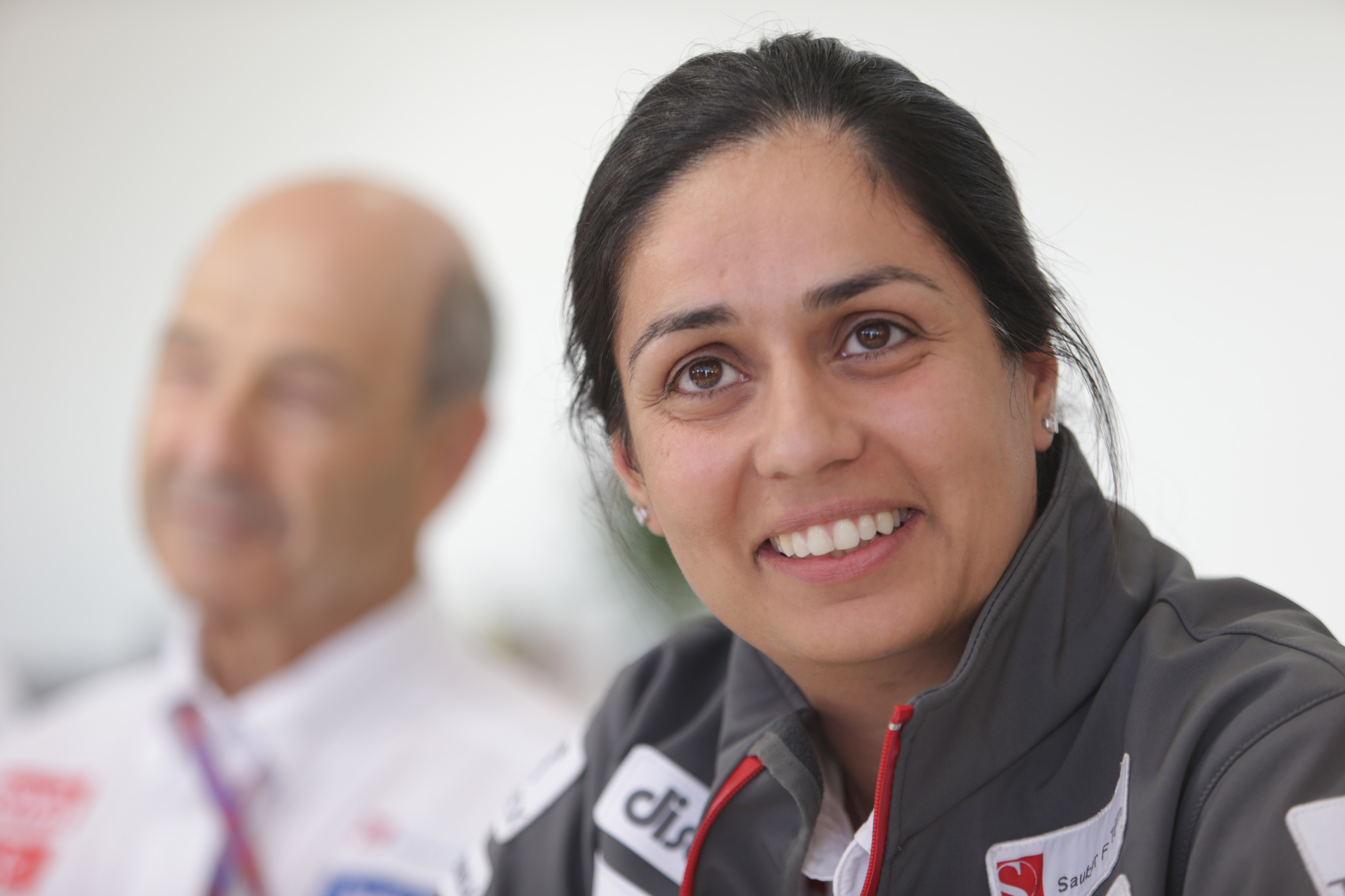 Q&A with Monisha Kaltenborn