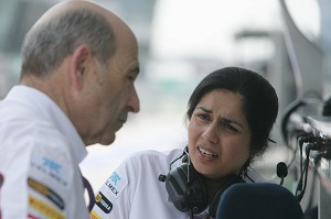 Kaltenborn becomes first female F1 principal