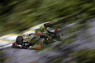 Grosjean and de la Rosa escape penalty after collision