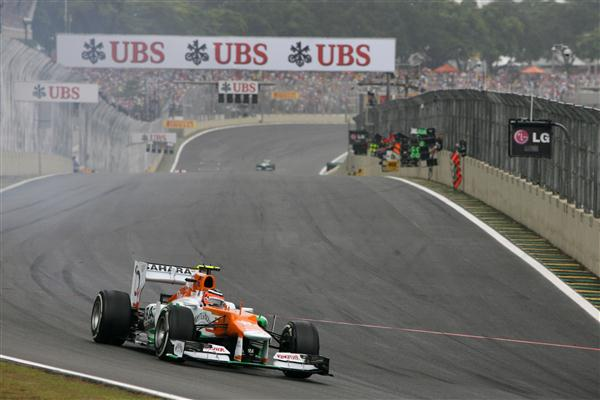 Hulkenberg disappointed to miss out on podium