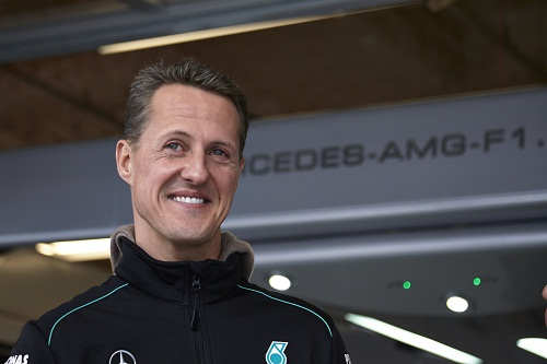 Schumacher believes F1 competition is greater now