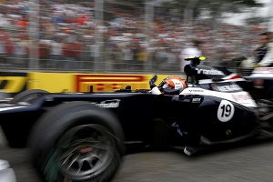 Senna 'in race with Bottas' for Williams seat