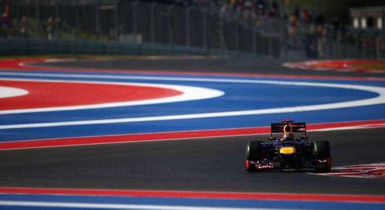 Sebastian Vettel fastest in FP2 in Austin