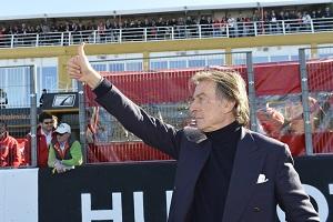 Ferrari president criticises Ecclestone