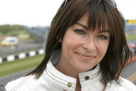 BBC confirms Suzi Perry to front F1 coverage