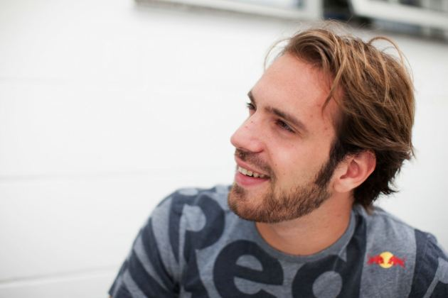 Jean-Eric Vergne satisfied with his first season in Formula One